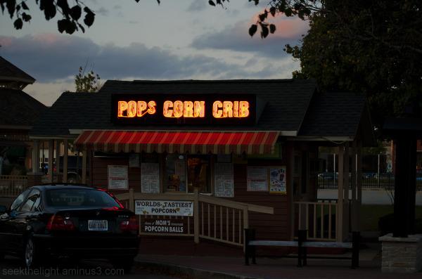 Pop's Corn Crib