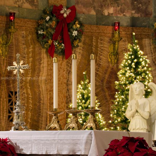 Altar Candles