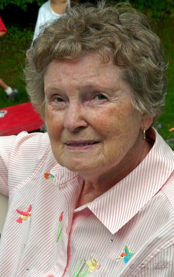 R.I.P. Aunt Bernardine 1925-2012