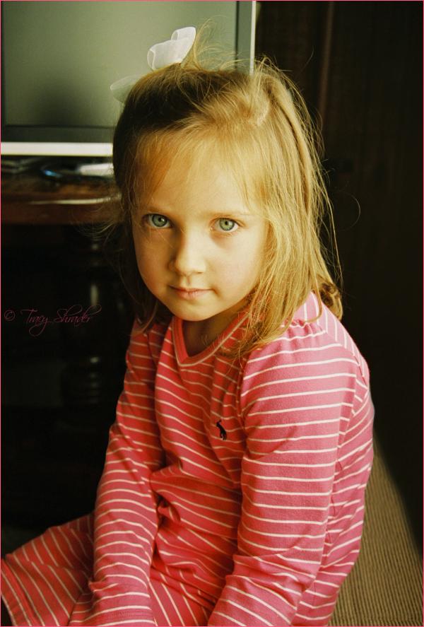 Pretty Birthday Girl