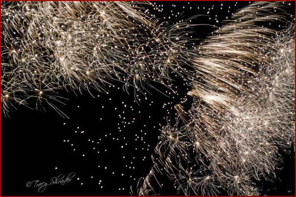 Explosive Skies