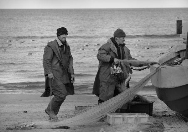 Fishermen in Jantar