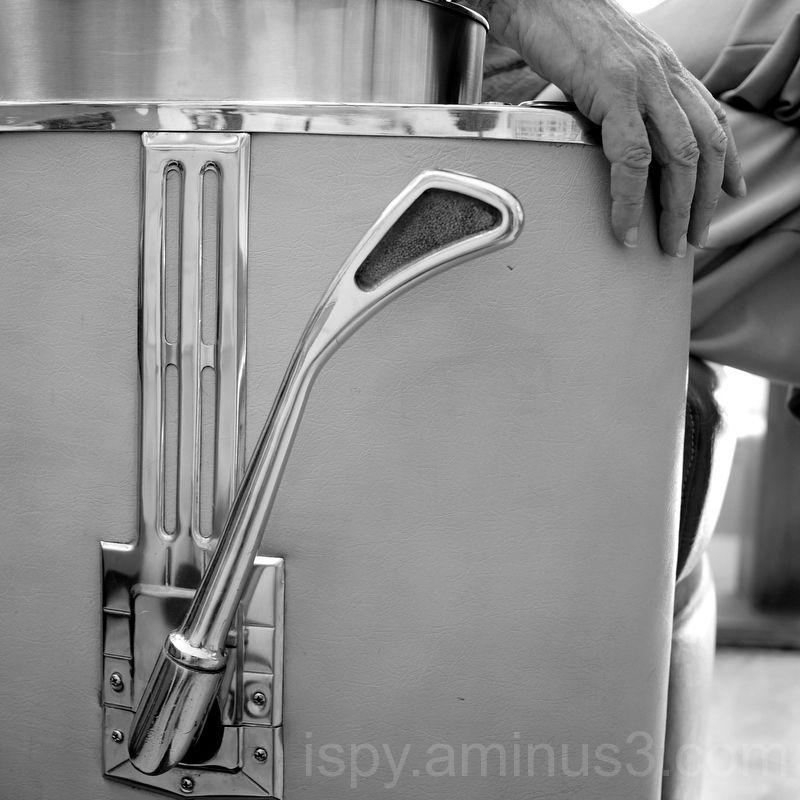 1930's Art Deco Barber Chair