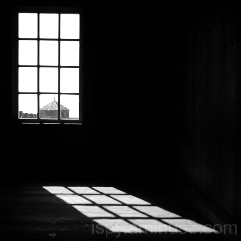Window at Fort Ross