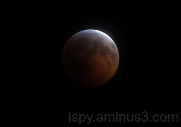 Winter Solstice Lunar Eclipse