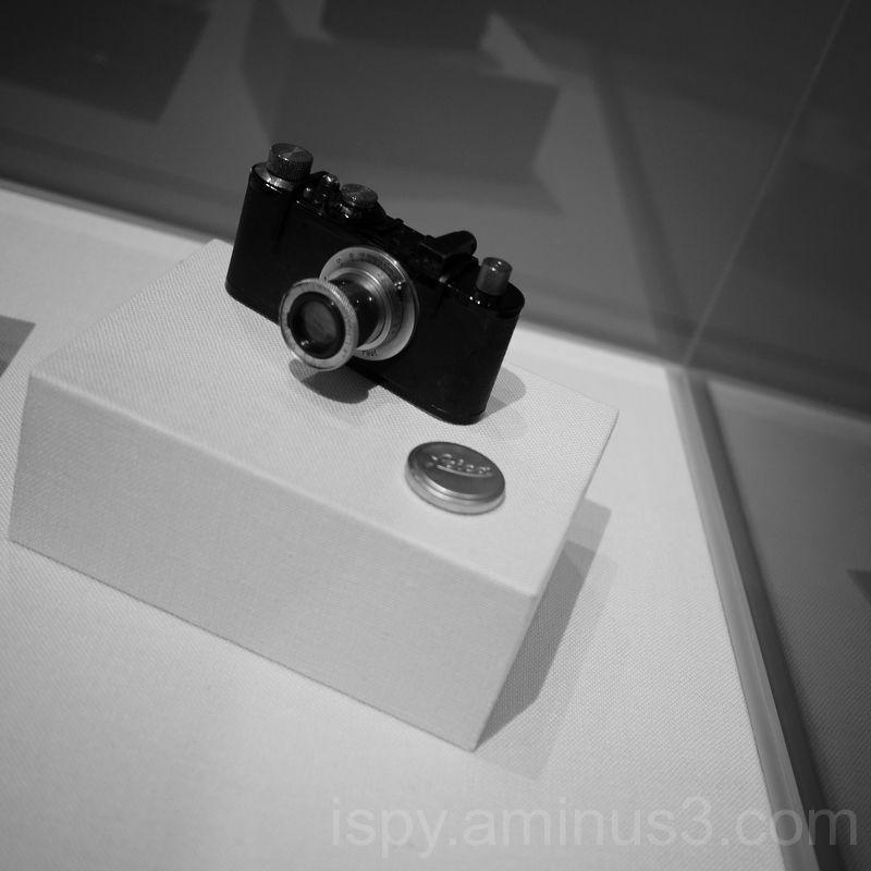 Leica Under Glass