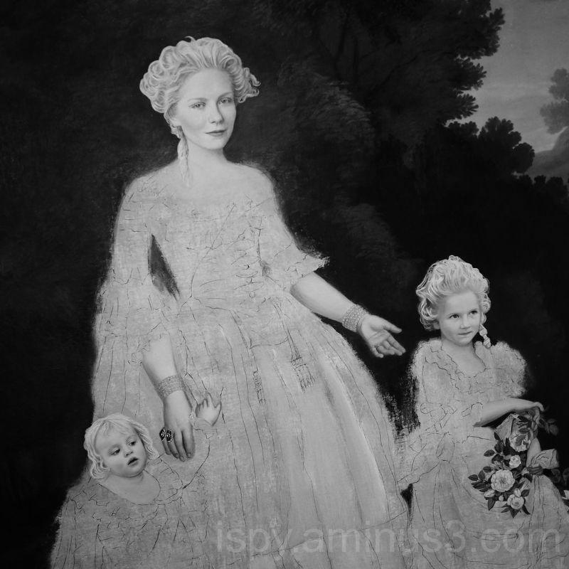 Marie Antoinette Movie Prop