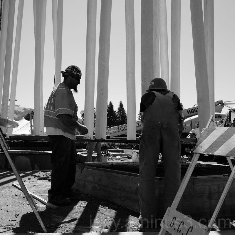 Construction Goatee