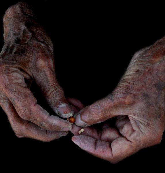 دستانت را دوست می دارم