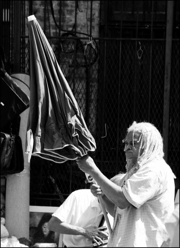 Antiques' seller