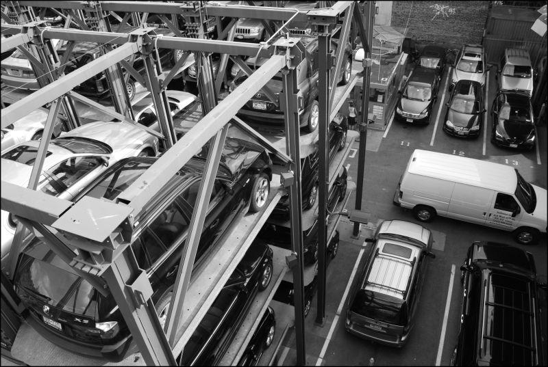 Who says too many cars ?
