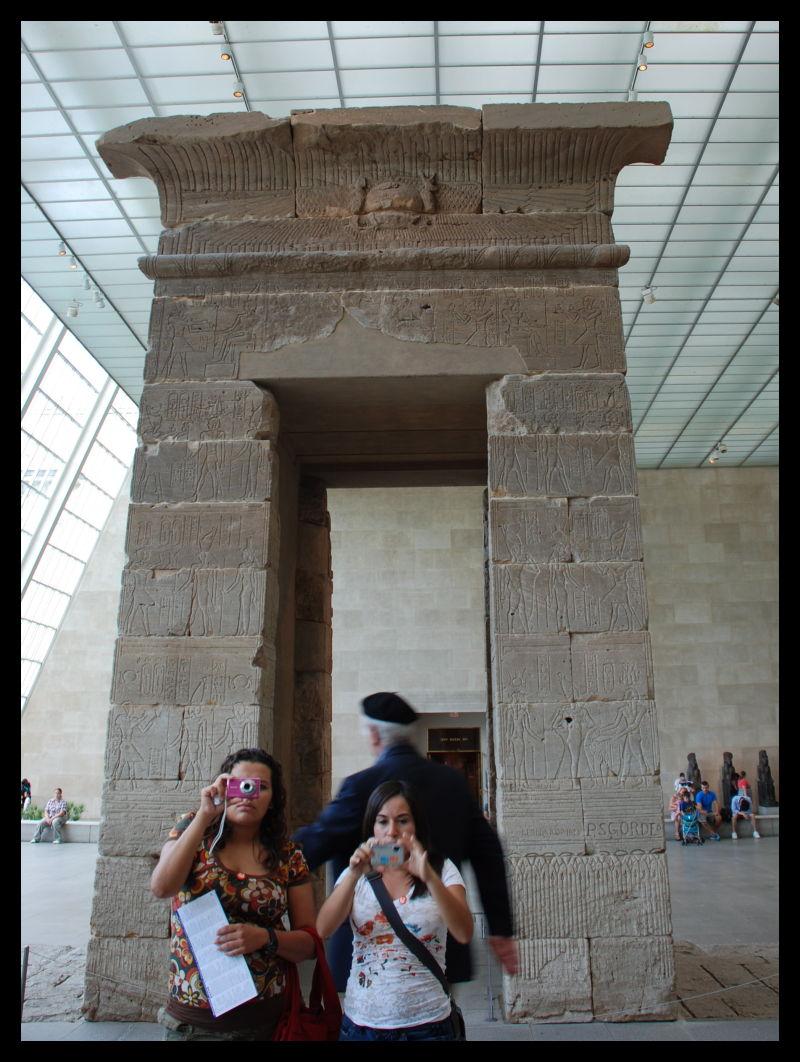 Dendur's temple