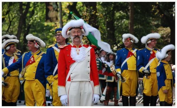 German-American Steuben Parade's portraits 5
