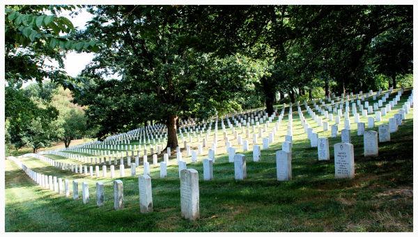 National Cemetery of Arlington
