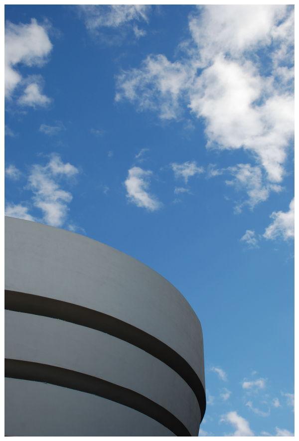 The Solomon R. Guggenheim Museum NY