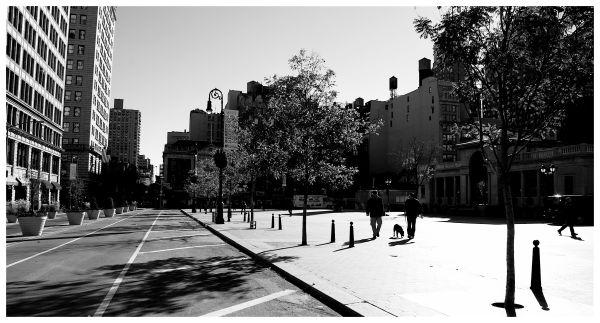 Sunday morning at Union Square