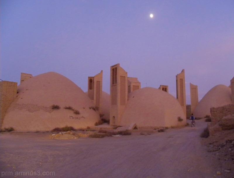 Sunset in the desert.....