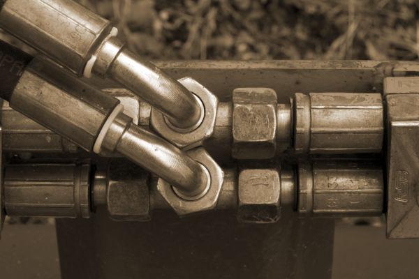 Macro of a hydraulics