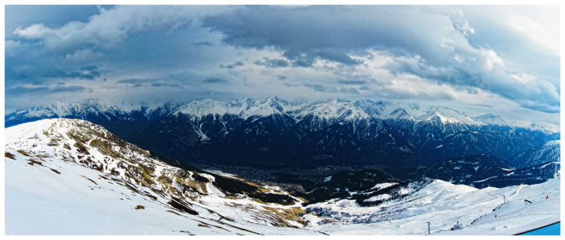 Panorama Serfaus Fiss Ladis I