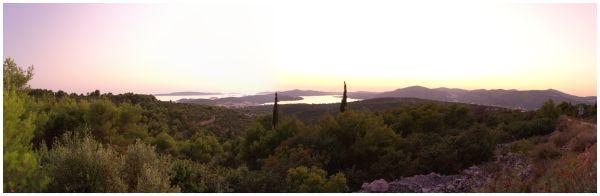 Panorama Westen