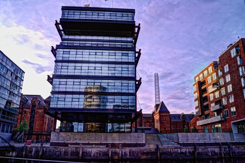 Hamburg Glasstower