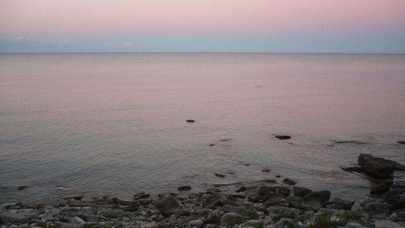 Sunset (Bruce Peninsula)