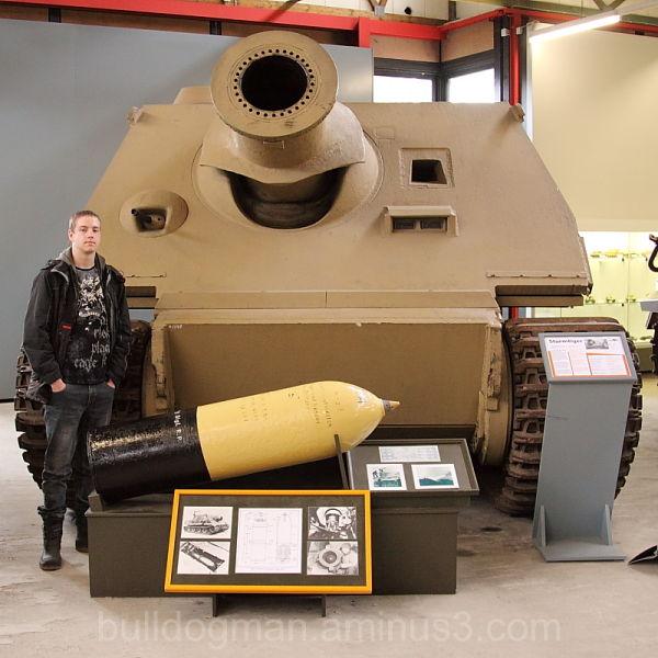 Tank - Sturmtiger