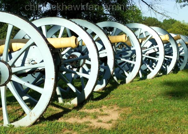 Artillery Field - Valley Forge, PA