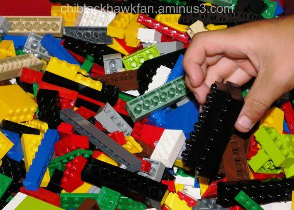 Pick A Bricks