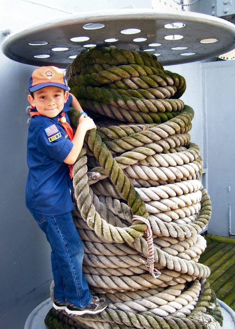 Now That's A Rope!