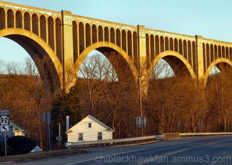 Lackawanna Railroad Bridge