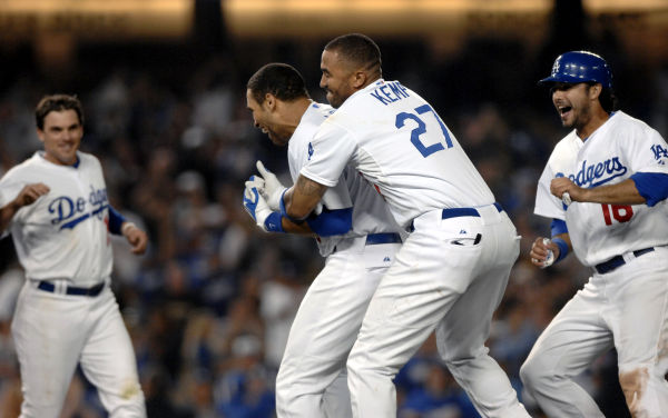 Dodger Celebration