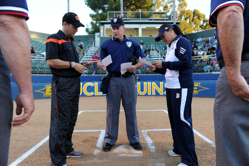 Meeting with Umps