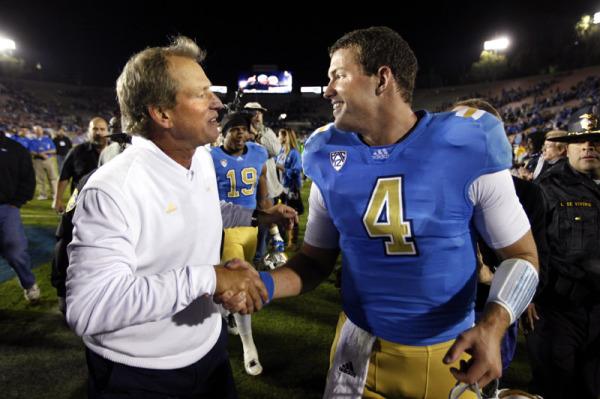 UCLA Wins