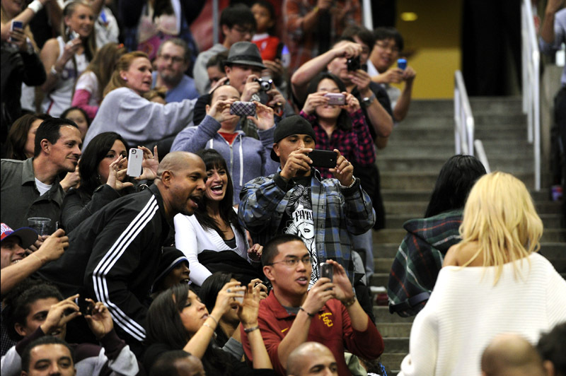 Camera Crowd
