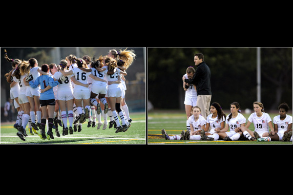 Harvard-Westlake, before & after