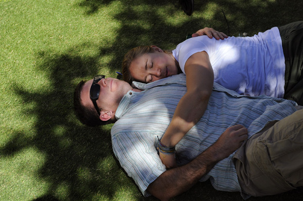Love in the Shade