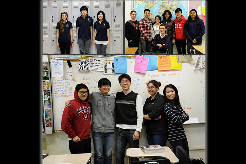 North Hollywood High School Academic Teams