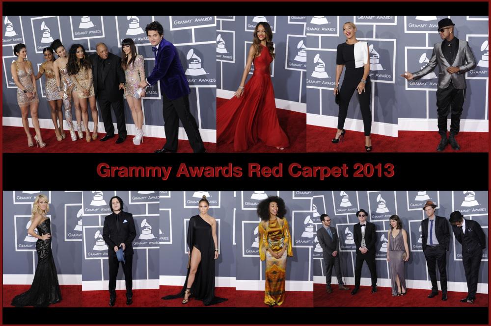 Grammy Arrivals