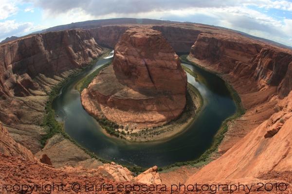 horseshoe bend, lake powell az