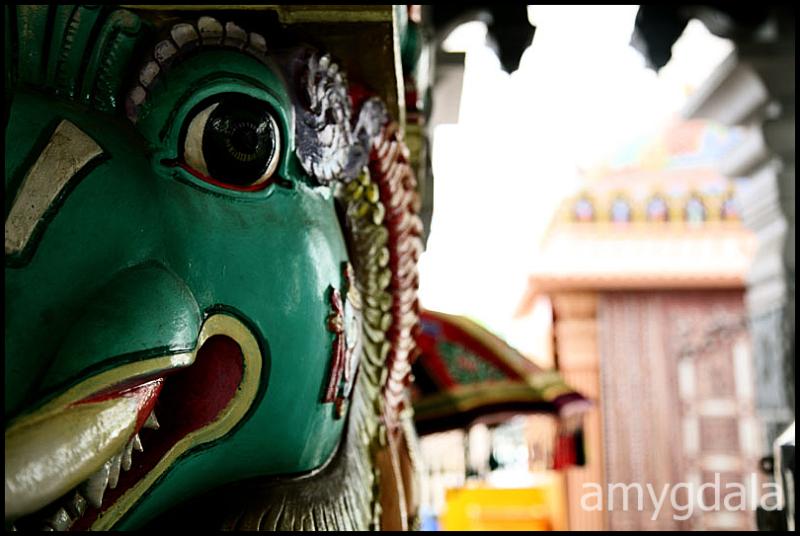 temple, hindu, sculpture, tamilnadu, india