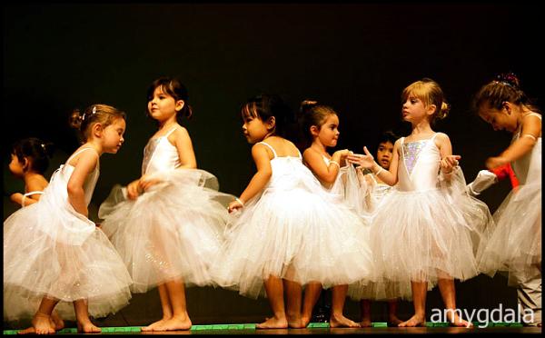 Degas' girls