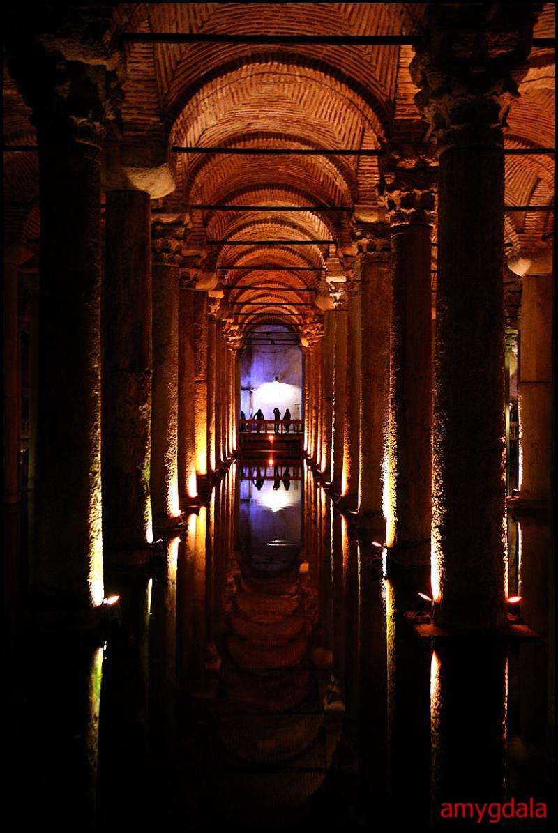 cistern light
