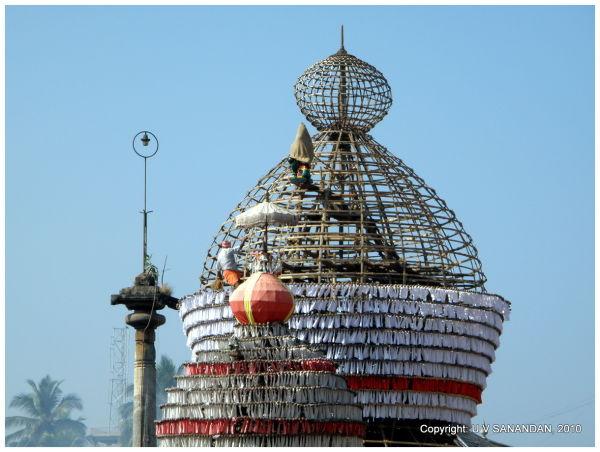 Lord Krishna's Chariot
