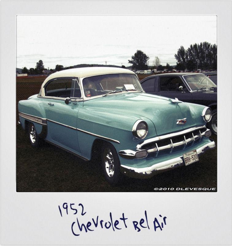 Classic - Chevrolet Bel Air