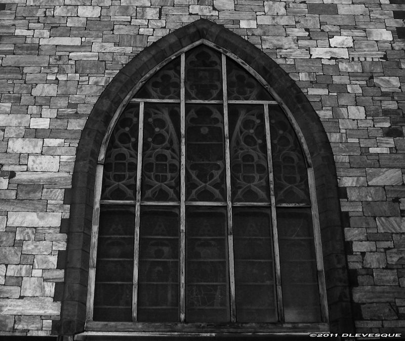 Cathedrale window