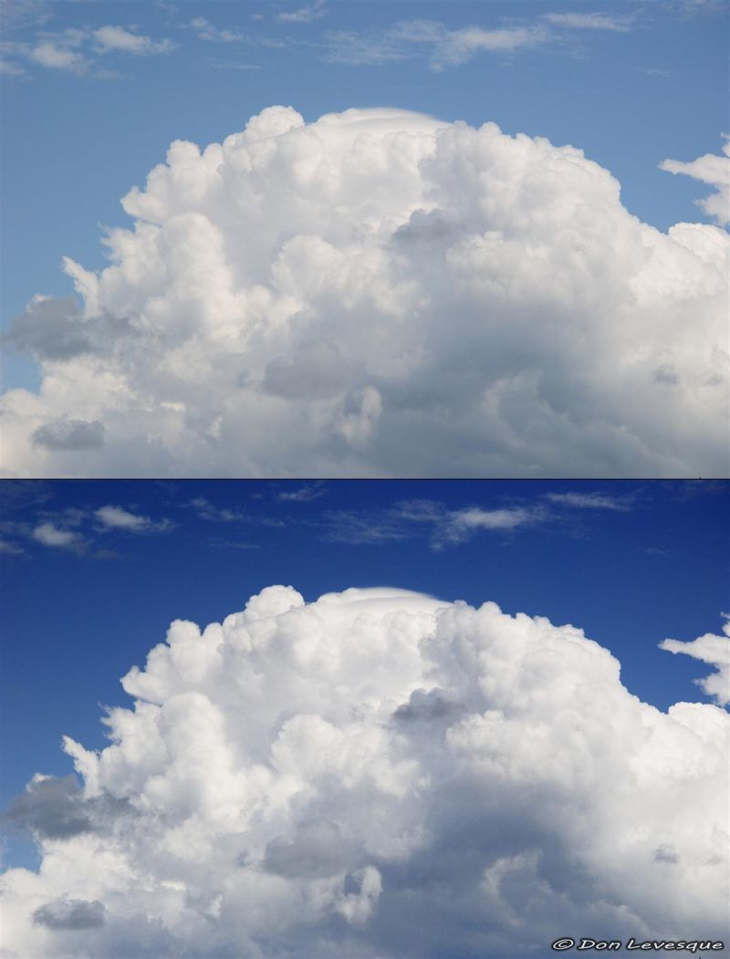 Working with clouds #1