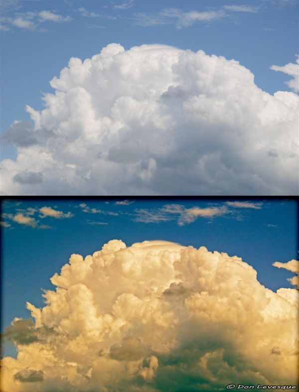 Working with clouds #2