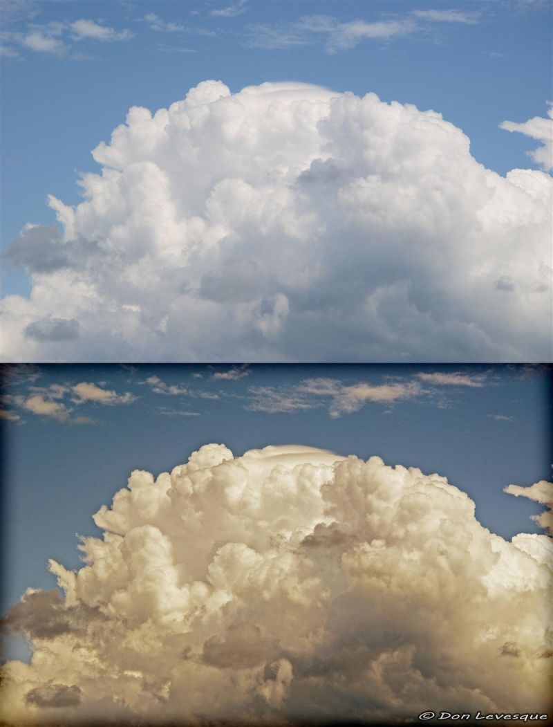 Working with clouds #3