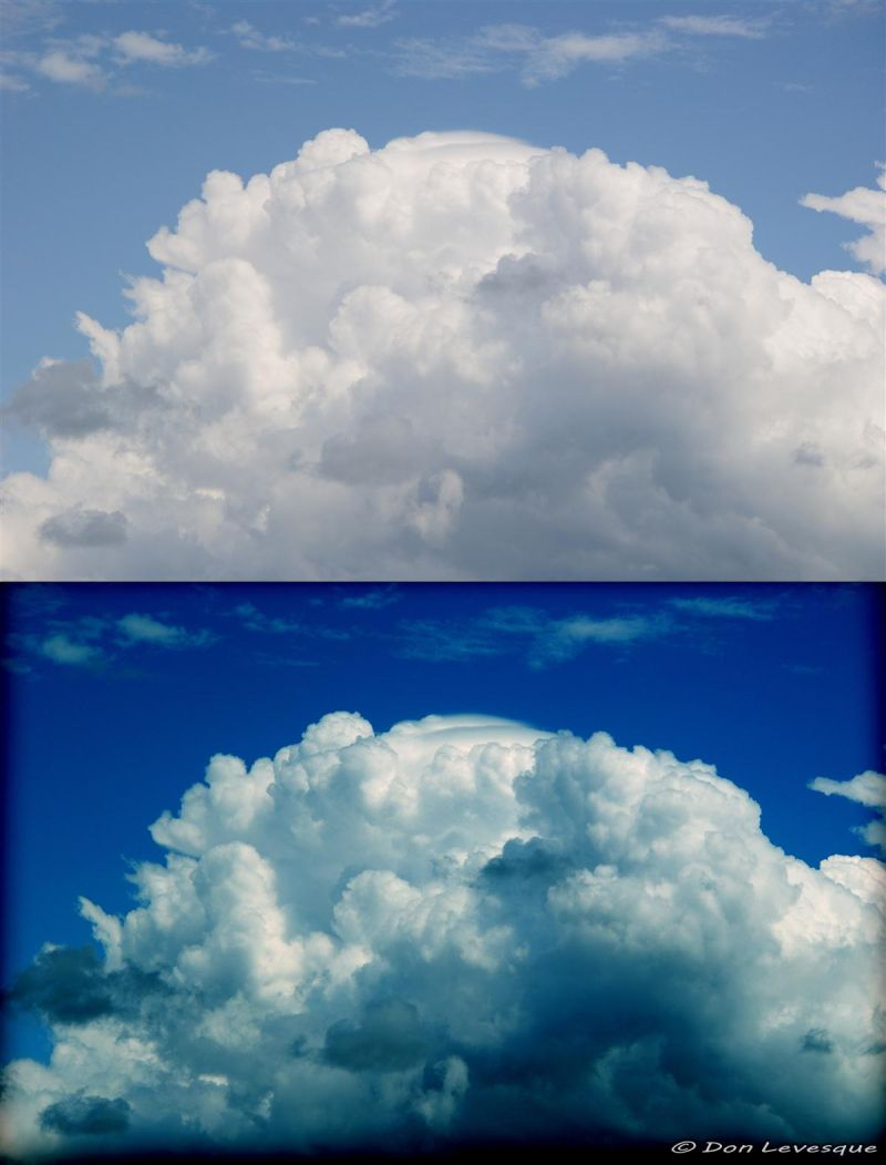 Working with clouds #4
